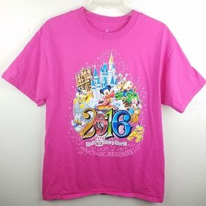 3/$20 WALT DISNEY WORLD 2016 Graphic T-shirt